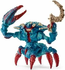 Schleich 42495 Battle Crab with Weapon Action Figure Model Toy 2019 - NIP