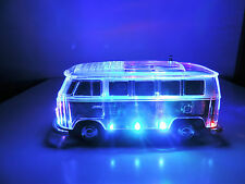 VW bus bulli Altoparlante Bluetooth Batteria Box Speaker Wireless senza fili LED DISCOTECA