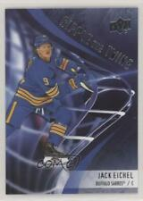 2020-21 Upper Deck Extended Series Ripple the Twine Jack Eichel #RT-16