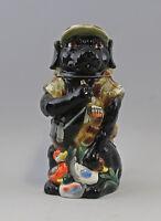 9941908 Ens / Acciaio Porcellana Sammler-Bierkrug Labrador Nero Camuffamento