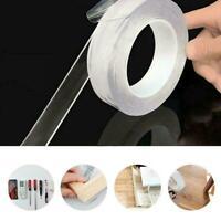 Grip Tape Adhesive Traceless Washable Removable 5m AU Double-side Gel M2L2