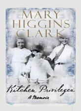 Kitchen Privileges-Mary Higgins Clark