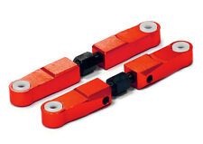 T5024RED Integy Billet Machined Upper Suspension Arm (2) for HPI Savage XS Flux