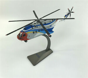 1/48 AC313 Large Civil Helicopter Diecast Display Model China AVIC Alloy Model
