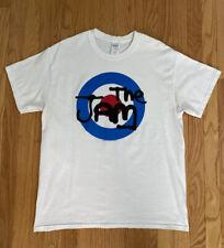 The Jam Target Punk Band T Shirt Mens Large Paul Weller
