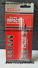 BOSTIK Impact Contact Adhesive 30g Tube MULTI-PURPOSE 389106 FOR QUICK REPAIRS