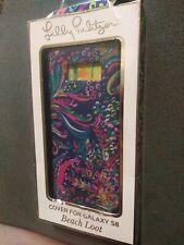 Lilly Pulitzer Beach Loot Multicolor Galaxy S8 Case