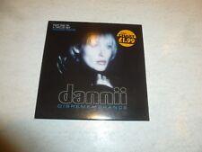 DANNII - Disremembrance - 1998 Part 1 UK 5-track CD single