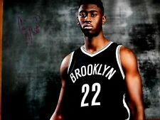 Caris Levert Signed 8x10 Photo Brooklyn Michigan Wolverines Basketball