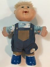"""Cabbage Patch Kids Doll CPX RARE WALKING TALKING GIGGLING 14"""" COLLECTIBLE DOLL"""