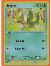 Pokemon 1 x TREECKO Black Star Promo # 003 Reverse Holo AS NEW