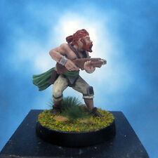 Painted Chainmail Miniature Crossbowman