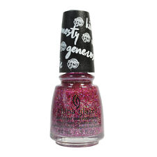 China Glaze Nail Polish Lacquer 83992 Where's The Party Canon At? 0.5oz