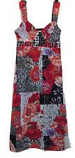 Ladies colourful print dress by PER UNA IMMACULATE UK 8L