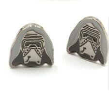 Star Wars Kylo Ren Hood Cuff Stud Cufflinks Novelty * Movies, Games, Tv *