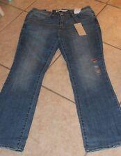 Levis 515 Boot Cut Jeans Size 10 M Mid Rise Stretch Denim Pants Medium Blue Wash