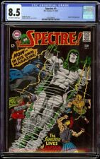 Spectre # 1 CGC 8.5 OW/W (DC, 1967) Murphy Anderson cover & begin series