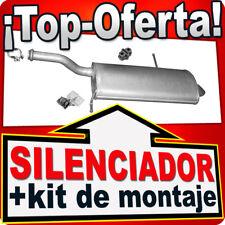Silenciador Trasero CITROEN C4 GRAND PICASSO PEUGEOT 5008 1.6HDI DESDE 06- EHA