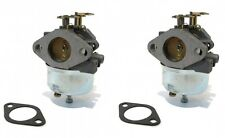 (2) CARBURETORS Carb for Tecumseh 632334A 632111 HM70 HM80 HMSK80 HMSK90 Engines