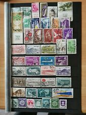 45 timbres Israël (lot BT 3)