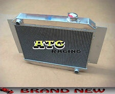 56MM 3 ROW Aluminum Radiator for HOLDEN KINGSWOOD HQ HJ HX HZ 71-80 6 CYL Manual