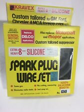 Spark Plug Wire Set Fits 1974-76 Sunbird 350 Eng Original Equipment GM PACKARD