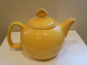 Yellow Chantal Live Strong Ceramic Teapot Livestrong Series - 4 cup / 1 Quart
