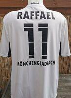 Kappa Borussia Mönchengladbach Gladbach Trikot XL 11 Raffael Saison 2014 / 2015
