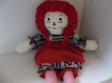 RAGGEDY ANN DOLL 15 INCH NEW YORK YANKEES HANDMADE