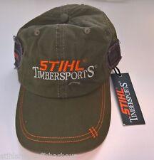 Genuine Stihl TIMBER SPORTS Uinisex Cap