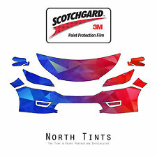 3M Scotchgard Paint Protection PreCut Clear Bra PPF for Honda Accord 2013-2015