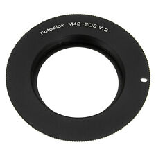 Fotodiox Lens Adapter for M42 [Type 2] Lens to Canon EF/EF-S Cameras