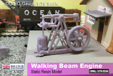 More details for beam engine - walking beam engine model -00 scale railway wagon load scenery