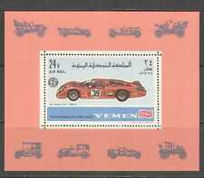 Yemen 1982 Car/Motoring/Alfa/Transport 1v m/s (n23950)