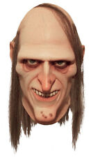 HALLOWEEN ADULT UNCLE CREEPY SCARY   MASK PROP