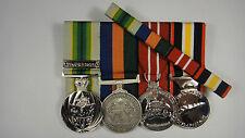 ASM East Timor-Leste Solidariedade Operational Service Medal - Border Protection