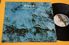 EDGAR FROESE LP AQUA 1°ST ORIG USOS 1974 EX SUPERIOR