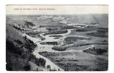 NE - ALLIANCE MULLEN TRYON NEBRASKA 1909 Postcard DISMAL RIVER SCENE