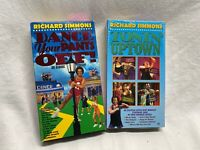New Richard Simmons Tonin' Uptown VHS Sealed + Dance Your Pants Off