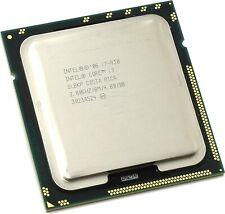 Intel i7-930 Quad Core Processor 2.8 Ghz, 8mb Cache, qpi 4.8 Gt/sec, socket 1366