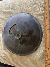 "antique circular  vent cover  adjustable circular 12.5 """