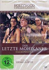 DVD NEU/OVP - Der letzte Mohikaner - Falkenauge - Randolph Scott