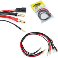 Yeah Racing WPT-0115 3 in 1 Charger Cable 4mm / 5mm / Receiver