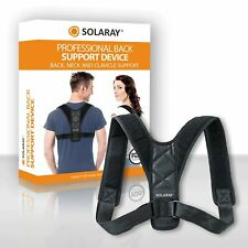 Back Support Brace Neck and Spinal Clavicle Brace for Men Women Ergonomic Relief