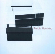 steve reich - remixed 2006 (CD NEU!) 075597997323