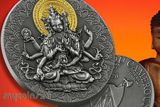CAMEROUN 2020 - 2000CFA ANCIENT BUDDHA 2oz