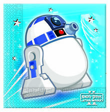 Servietten Angry Birds - Star Wars 33 x 33 cm 20 szt. DISNEY