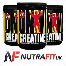 Universal Nutrition monohidrato de creatina 500g sabor a más puro más rápida absorción