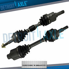 Both (2) Driver and Passenger CV Axle Draft Shafts for Dodge Neon PT Cruiser