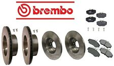 Land Rover Discovery 03-04 4.6L Brembo Full Front & Rear Brake Rotors & Pads Kit